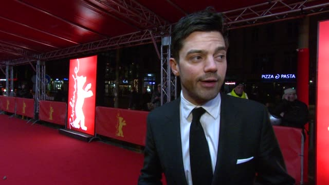 Dominic Cooper on the story his character and what audiences can expect at the The Devil's Double Premiere 61st Berlin International Film Festival at...