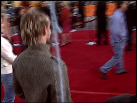 dominic monaghan at the 'spider-man 2' premiere on june 22, 2004. - house spider stock videos & royalty-free footage