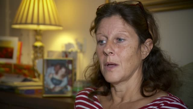 Dominica hurricane victim given no support on return to UK ENGLAND Nottinghamshire Stapleford INT Nicola Yankey interview SOT
