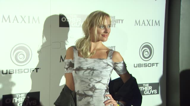 Dominika Wolski at the Maxim Ubisoft And Sony Pictures Celebrate The Cast Of 'The Other Guys' at San Diego CA