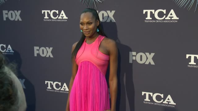 Dominique Jackson at the FOX Summer TCA 2018 AllStar Party at Soho House on August 02 2018 in West Hollywood California