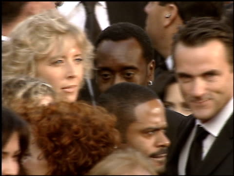 Don Cheadle at the 2005 Academy Awards at the Kodak Theatre in Hollywood California on February 27 2005