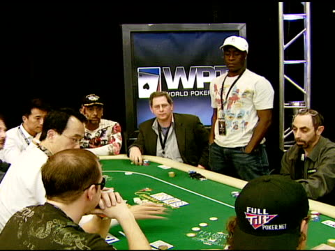 Don Cheadle at the 6th Annual World Poker Tour at the Commerce Casino in Los Angeles California on March 2 2008
