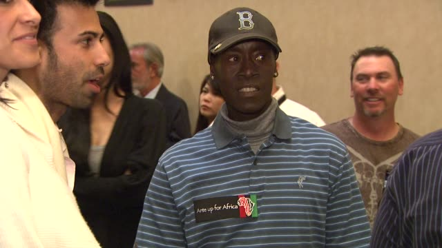 Don Cheadle at the 7th Annual World Poker Tour Invitational at Los Angeles CA