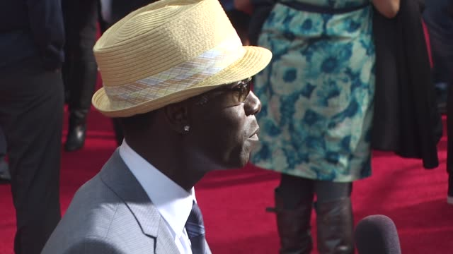 Don Cheadle at the 'Iron Man 2' Premiere at Hollywood CA
