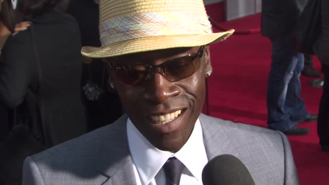 Don Cheadle on the film at the 'Iron Man 2' Premiere at Hollywood CA