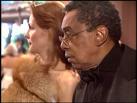 don cornelius at the night of 100 stars oscar gala at the beverly hilton in beverly hills california on february 29 2004 - 76th annual academy awards stock videos & royalty-free footage