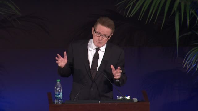 vidéos et rushes de don henley, wendie malick at 25th annual environmental media awards in los angeles, ca 10/24/15 - environmental media awards