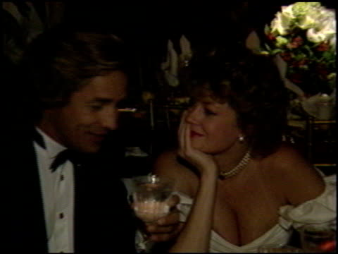 don johnson at the 1989 academy awards ball at the shrine auditorium in los angeles, california on march 29, 1989. - shrine auditorium stock videos & royalty-free footage