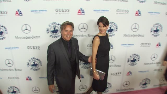 don johnson at the 32nd anniversary carousel of hope ball at beverly hills ca - 2010 video stock e b–roll