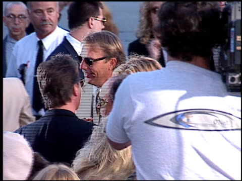 Don Johnson at the 'Tin Cup' Premiere at the Mann Village Theatre in Westwood California on August 1 1996
