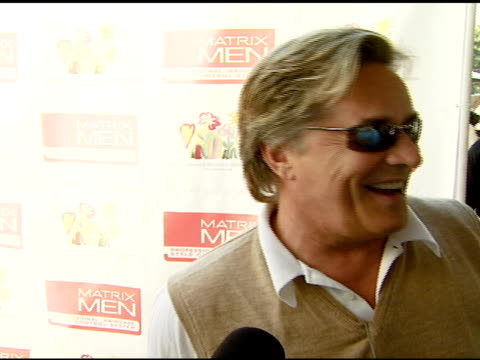 Don Johnson on the event at the 9th Annual Elizabeth Glaser Pediatric AIDS Foundation Celebrity Golf Classic at Lakeside Golf Club in Burbank...