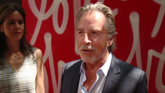 INTERVIEW Don Johnson on why it was important for him to attend Revlon's Philanthropic luncheon and what makes Revlon's commitment to women's health...