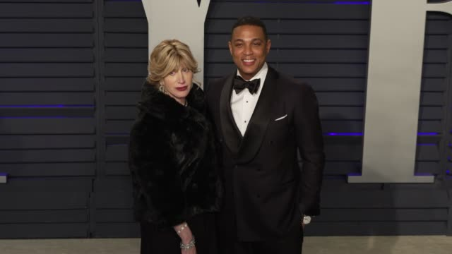 don lemon at 2019 vanity fair oscar party hosted by radhika jones at wallis annenberg center for the performing arts on february 24, 2019 in beverly... - vanity fair oscar party stock videos & royalty-free footage