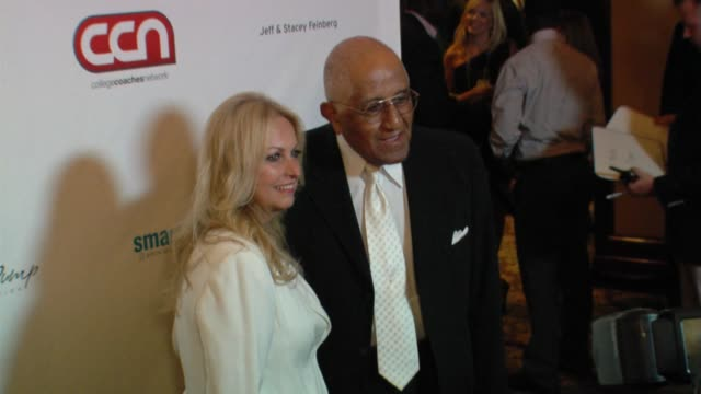 Don Newcombe on August 12 2010 in Los Angeles California