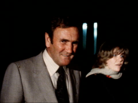 Don Revie has 10 year ban from English football lifted ENGLAND London Fleet Street PAN as Don Revie and girl LR as depart court hearing