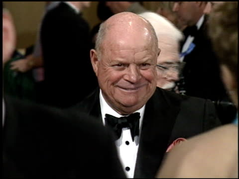 Don Rickles at the AFI Honors Honoring Clint Eastwood press room at the Beverly Hilton in Beverly Hills California on March 1 1996