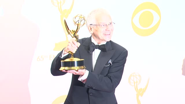 vidéos et rushes de don roy king at 65th annual primetime emmy awards - photo room on 9/22/2013 in los angeles, ca. - annual primetime emmy awards