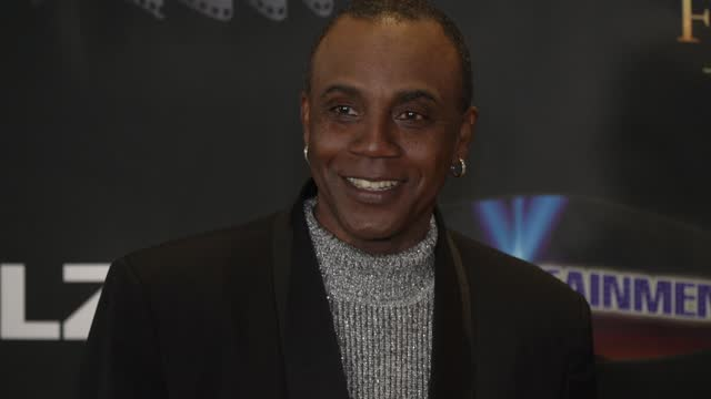 donald fullilove at the 24th family film awards at hilton los angeles/universal city on march 24, 2021 in universal city, california. - universal city stock videos & royalty-free footage