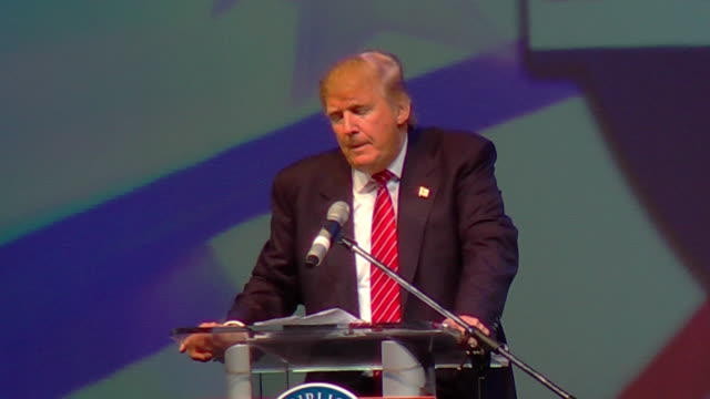 Donald Trump on Ford Motor Company's plan to build manufacturing plants in Mexico SOT Part 5 of 1080p HD