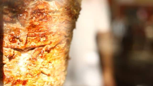 doner kebab - kebab stock videos and b-roll footage
