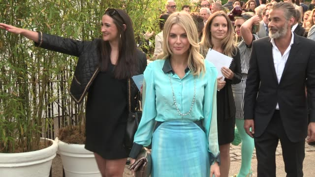 donna air arriving for the summer party at the serpentine gallery on june 26 2013 in london england - the serpentine gallery stock videos & royalty-free footage