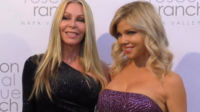 Donna D'Errico and Sharise Neil at The Jameson Animal Rescue Ranch Presents Napa In Need A Wildlife Relief Benefit For The Animals of Napa Valley on...