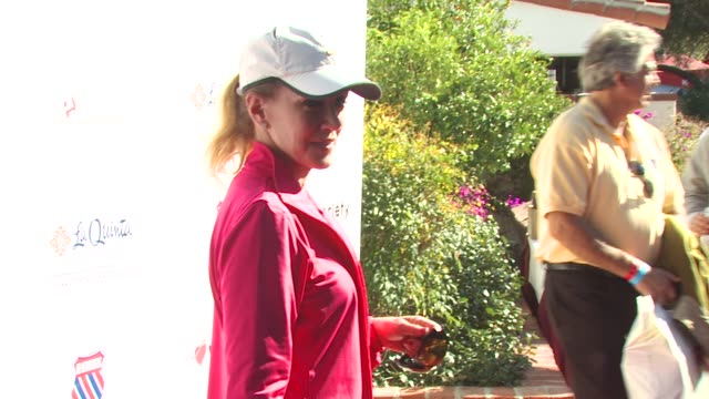 Donna Mills at the 6th Annual KSwiss Desert Smash at La Quinta CA