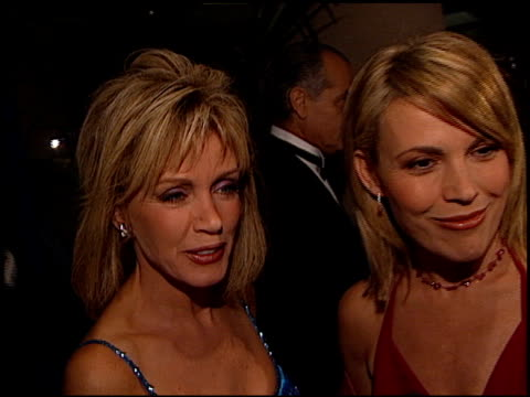 donna mills at the carousel of hope ball at the beverly hilton in beverly hills california on october 28 2000 - carousel of hope stock videos and b-roll footage