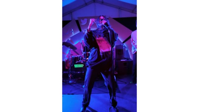 Donna Missal performs onstage at Twitter Event during the 2019 SXSW Conference and Festivals at Lustre Pearl on March 11 2019 in Austin Texas