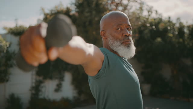 i don't get older, i just get stronger - weights stock videos & royalty-free footage