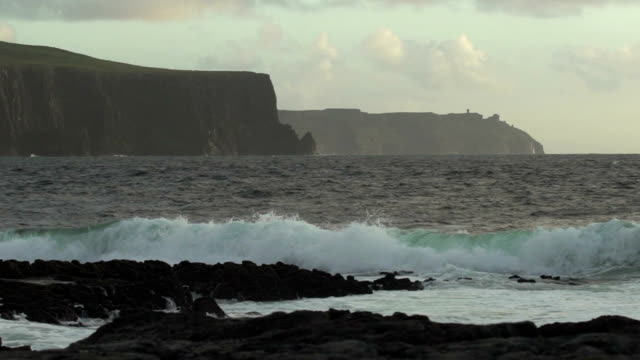 Doolin Coastline And Cliffs Of Moher