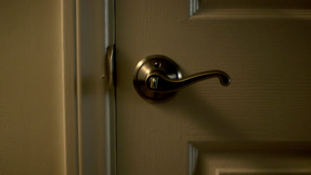 CU Door being opened