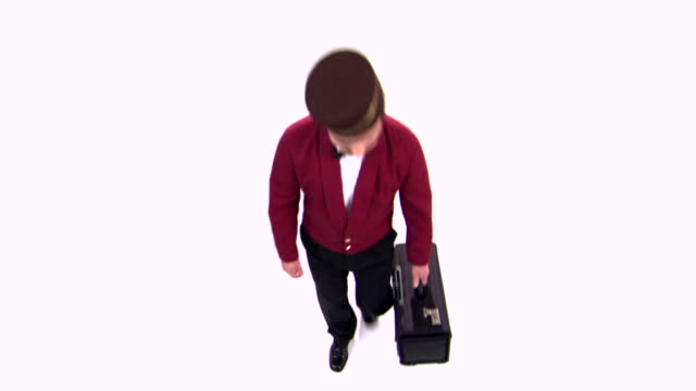 doorman waiting for tip - gratuity stock videos & royalty-free footage