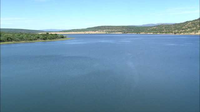 Doorndraai Dam And Nature Reserve    - Aerial View - Limpopo,  Waterberg District Municipality,  Mookgopong,  South Africa