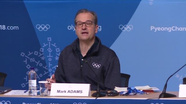 A doping case involving a Russian curler at the Pyeongchang Olympics would be extremely disappointing if proved true the International Olympic...