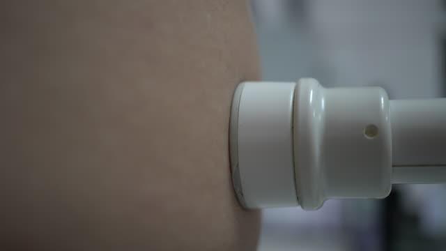 vídeos de stock, filmes e b-roll de doppler - sistema de condução cardíaco