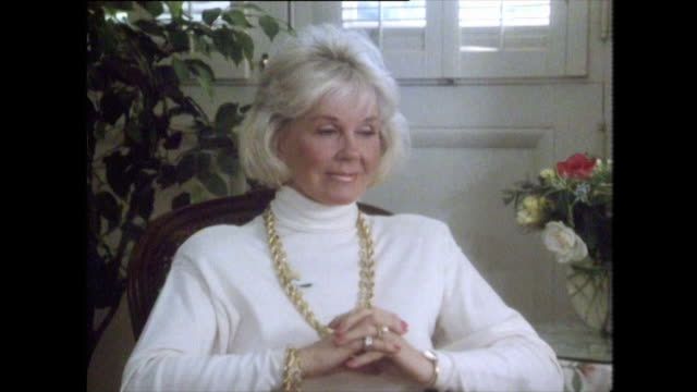 Doris Day emotionally recalls being cast in Romance on the High Seas her first film role and being told the news over the phone by the actor Jack...