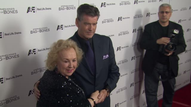 Doris Roberts at Premiere Party For AE's Original Miniseries Bag Of Bones on 12/8/11 in West Hollywood CA