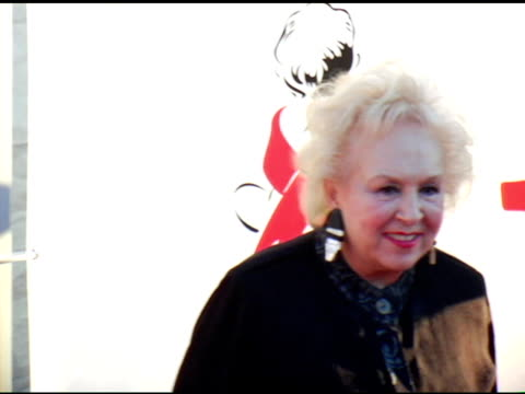 doris roberts at the 13th annual dream halloween fundraising event at barker hanger in santa monica, california on october 28, 2006. - doris roberts stock videos & royalty-free footage