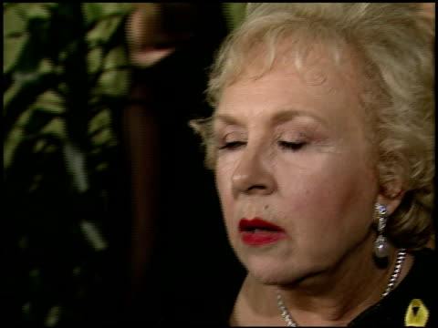 doris roberts at the 2000 hbo emmy party at spago in beverly hills, california on september 10, 2000. - doris roberts stock videos & royalty-free footage