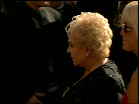 doris roberts at the 2002 emmy awards at the shrine auditorium in los angeles, california on september 22, 2002. - doris roberts stock videos & royalty-free footage