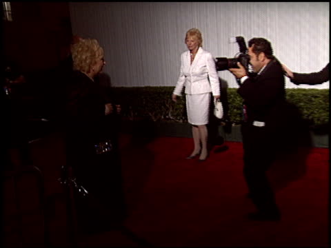 doris roberts at the 2003 tv guide emmy awards party at the lot studios in west hollywood, california on september 21, 2003. - doris roberts stock videos & royalty-free footage