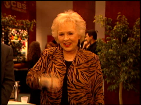 doris roberts at the natpe 2000 on january 28, 2000. - doris roberts stock videos & royalty-free footage