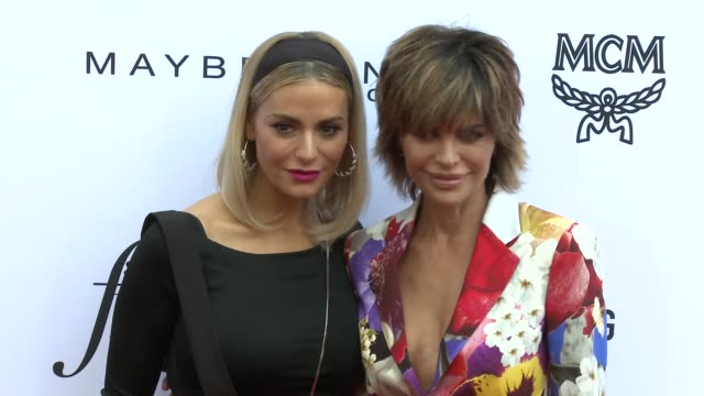 Dorit Kemsley Lisa Rinna at The Daily Front Row Hosts 4th Annual Fashion Los Angeles Awards in Los Angeles CA