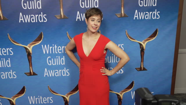vídeos y material grabado en eventos de stock de dorothy fortenberry at the 2019 writers guild awards at the beverly hilton hotel on february 17, 2019 in beverly hills, california. - the beverly hilton hotel