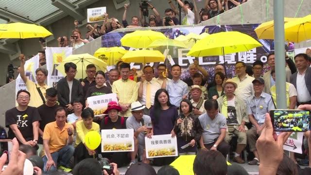 Dos anos despues del inicio de la Revolucion de los Paraguas en favor de la democracia Hong Kong se adentra en terreno politico desconocido con la...