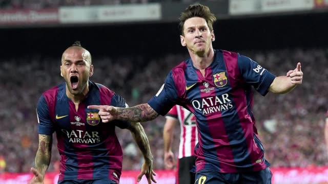 Dos trofeos en su primer ano no son suficientes para el entrenador del FC Barcelona Luis Enrique que tras ganar este sabado la Copa del Rey ante el...