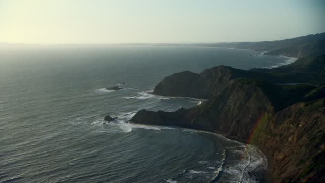 Double Point at Point Reyes National Seashore in Marin County, California.