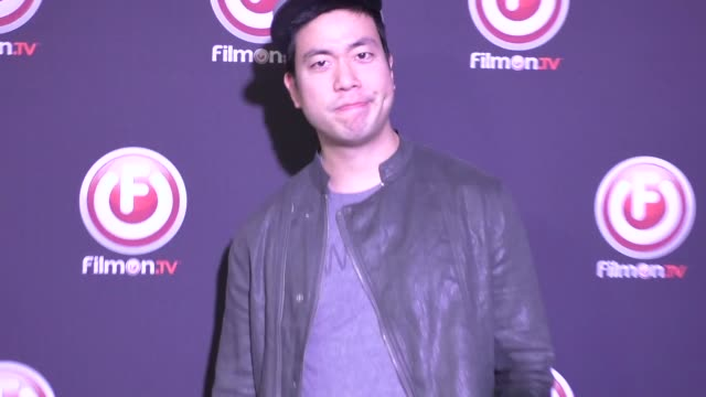 Doug Kim at the Bob Thunder Internet Assassin Premiere at Egyptian Theatre in Hollywood at Celebrity Sightings in Los Angeles on October 27 2015 in...